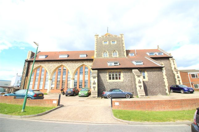 Thumbnail 2 bed flat to rent in Galley Hill Road, Swanscombe