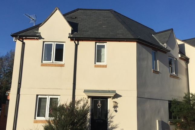Thumbnail Semi-detached house for sale in Templar Place, Bovey Tracey, Devon