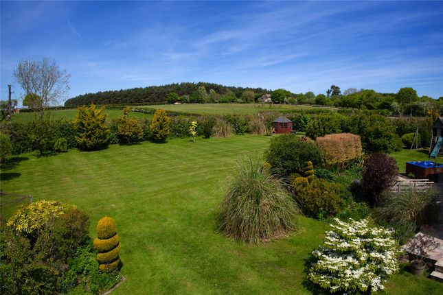 Garden of Witney Road, Ramsden, Chipping Norton, Oxfordshire OX7
