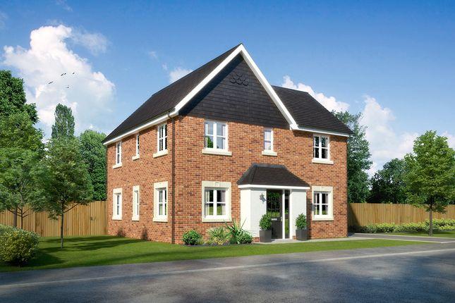 "Thumbnail Detached house for sale in ""Davenport"" at Whittingham Lane, Broughton, Preston"