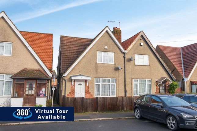 Thumbnail Property for sale in Thornton Avenue, West Drayton