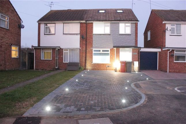 Thumbnail Detached house for sale in Lorne Close, Slough, Berkshire