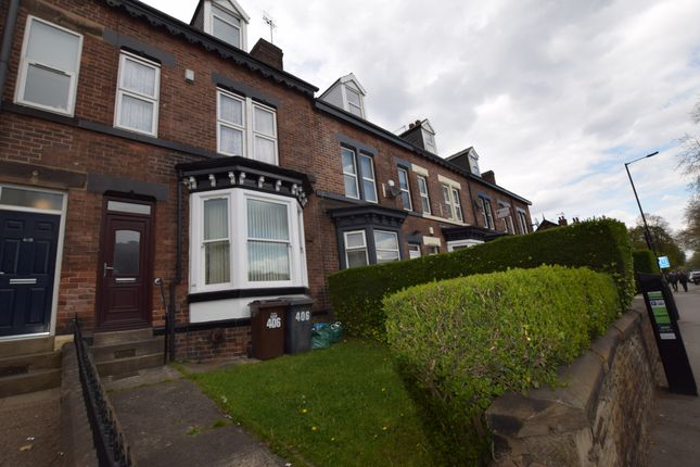 4 bed terraced house for sale in Ecclesall Road, Sheffield, South Yorkshire S11