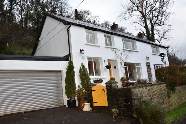 Thumbnail Detached house for sale in Llandyfriog, Newcastle Emlyn