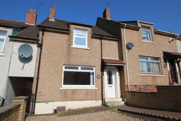 Thumbnail Terraced house to rent in Laggan Road, Airdrie