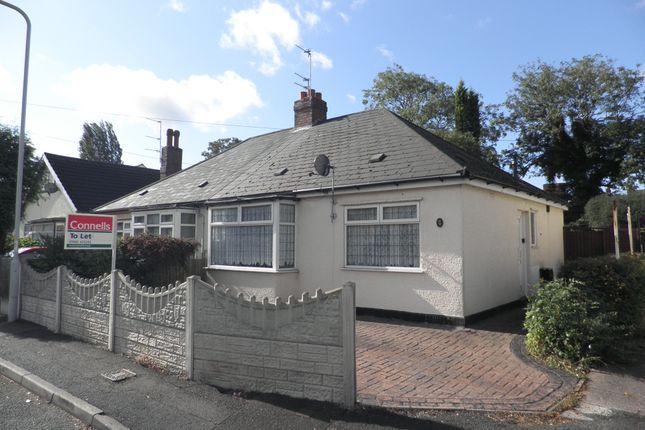 Thumbnail Bungalow to rent in Malins Road, Wolverhampton
