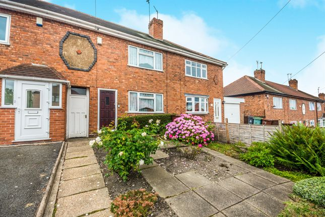 Terraced house for sale in York Avenue, Walsall