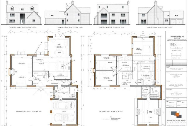 Thumbnail Detached house for sale in The Sycamores, Burton Road, Tutbury, Burton-On-Trent