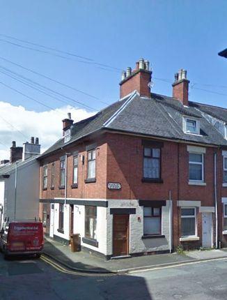 1 bed flat to rent in Flat A Chorley Street, Leek ST13