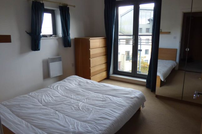 Bedroom of St Christophers Court, Maritime Quarter, Swansea SA1