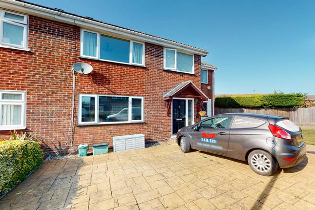 Thumbnail Semi-detached house for sale in Keable Road, Marks Tey
