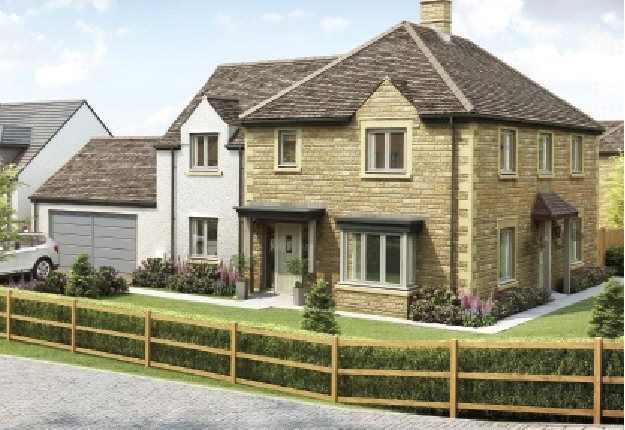 Thumbnail Detached house for sale in New Town Park, Newtown, Toddington, Cheltenham