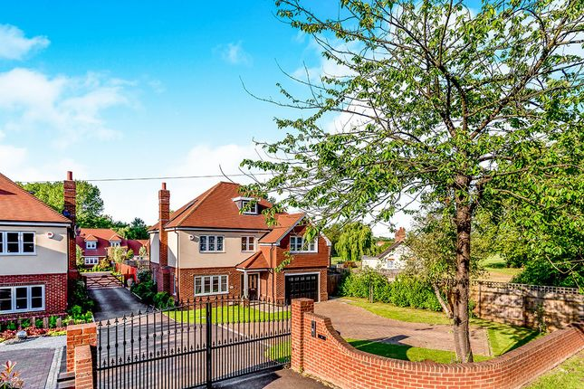 Thumbnail Detached house for sale in Bromham Road, Biddenham, Bedford, Bedfordshire