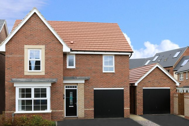 """Thumbnail Detached house for sale in """"Somerton"""" at Eastfield Road, Wellingborough"""