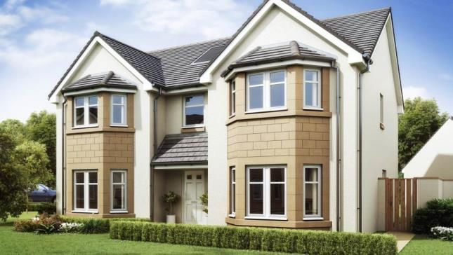 Thumbnail Detached house for sale in Hillfield Brae, Newton Mearns, Glasgow