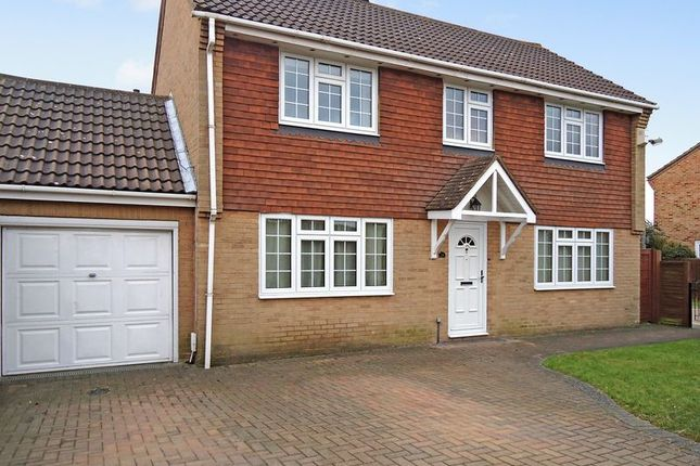 Thumbnail Detached house for sale in Stirling Drive, Chelsfield, Orpington