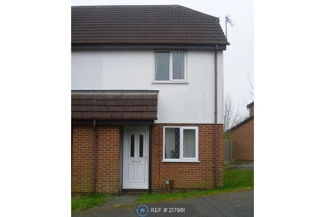 Thumbnail Semi-detached house to rent in Oakwood, Derby