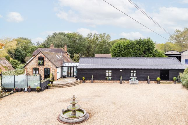 Thumbnail Barn conversion for sale in Norwood Hill Road, Charlwood, Horley