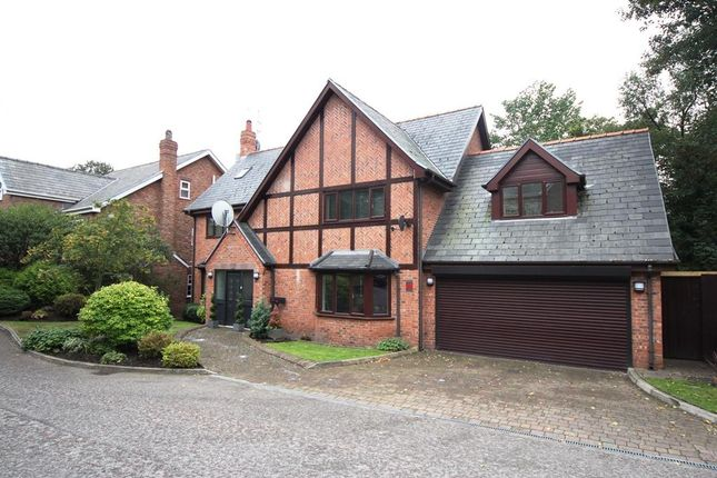 Thumbnail Detached house to rent in Three Acres Close, Woolton, Liverpool