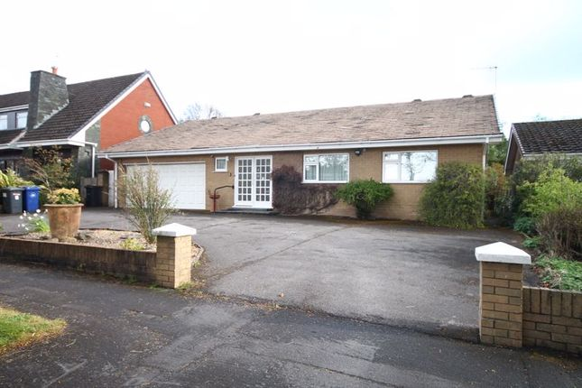 2 bed detached bungalow for sale in Vienna Place, Newcastle-Under-Lyme ST5