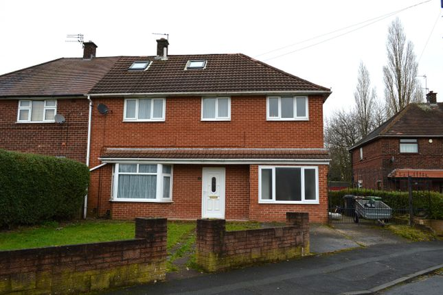Thumbnail Semi-detached house for sale in Cartmel Crescent, Chadderton, Oldham