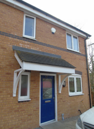 Thumbnail Semi-detached house to rent in Ffordd Geltaidd, Summerhill