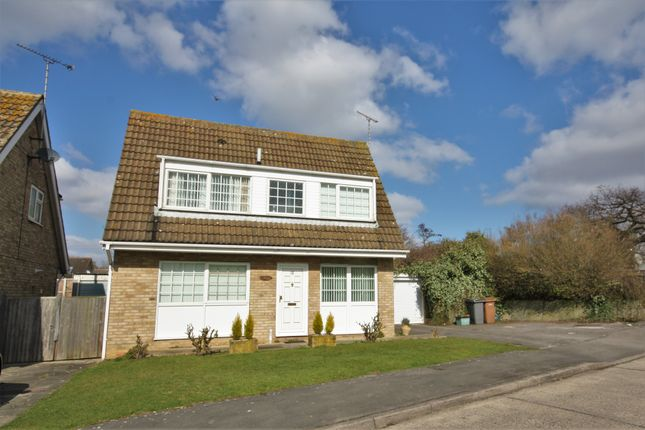 Thumbnail Detached house for sale in Belmonde Drive, Springfield, Chelmsford