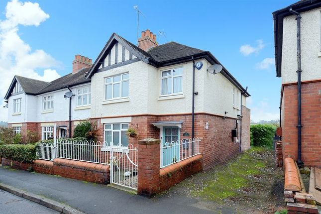 Thumbnail Terraced house for sale in Cliff Gardens, Cliff Road, Bridgnorth