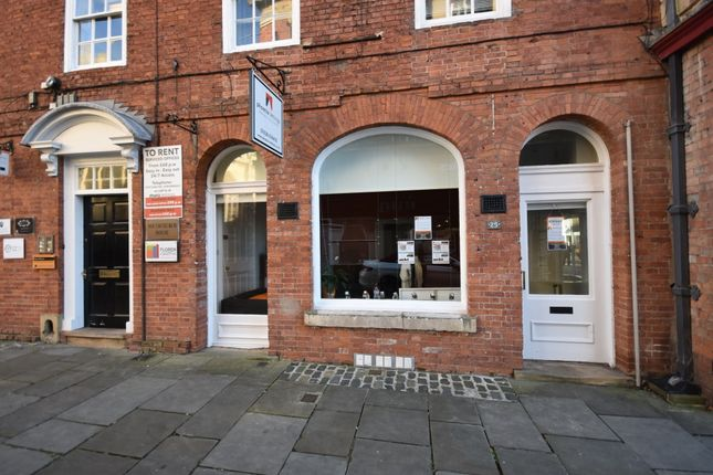 Office to let in Market Place, Newark