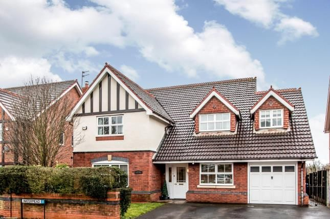 Thumbnail Detached house for sale in Gresham Way, Sale, Greater Manchester