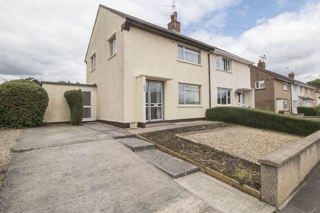 Thumbnail Semi-detached house for sale in Park Road, Keynsham, Bristol
