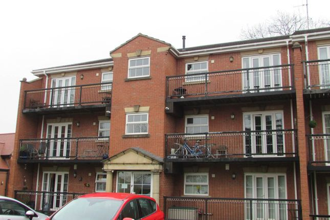 Thumbnail Flat to rent in Coundon House Drive, Coundon, Coventry