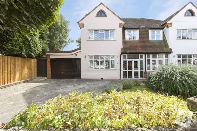 Thumbnail Semi-detached house for sale in The Avenue, Romford