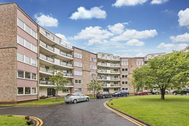Thumbnail Flat to rent in Barnton Court, Edinburgh