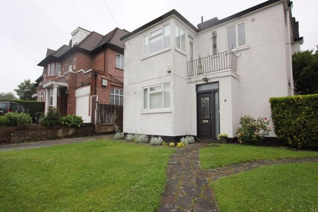 Thumbnail Detached house to rent in Latymer Gardens, Wickliffe Avenue, London