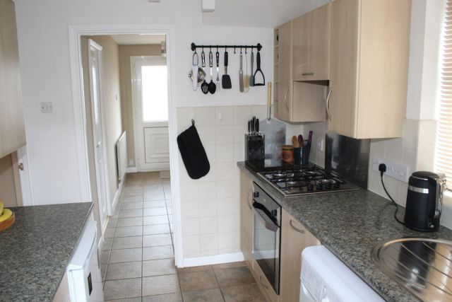 Kitchen of East Leys Court, Moulton, Northampton NN3