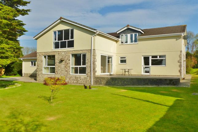 Thumbnail Detached house for sale in Green Lane, Axminster