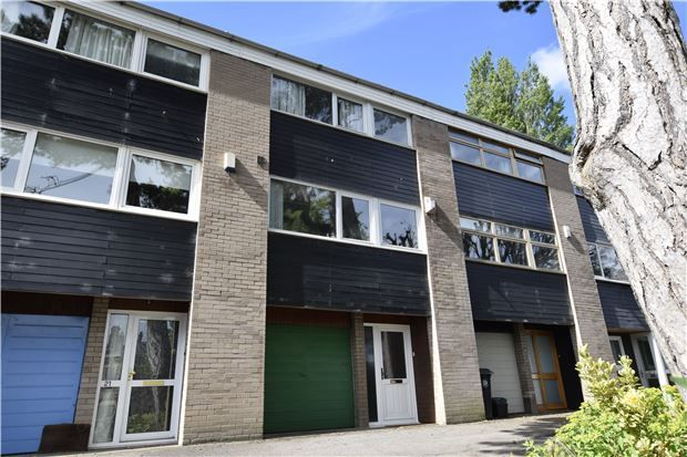 Thumbnail Town house for sale in Cotham Park, Cotham, Bristol