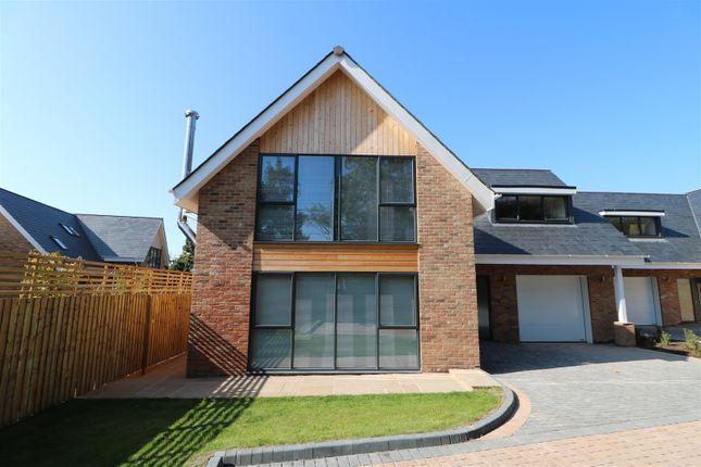 Thumbnail Detached house for sale in Chapel Green, Chapel Lane, Gorsley