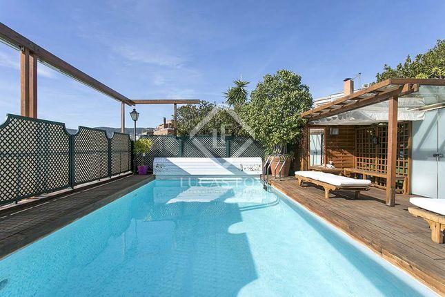 Thumbnail Apartment for sale in Spain, Barcelona, Barcelona City, Turó Park, Bcn4305