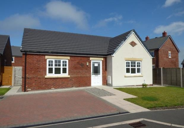 Thumbnail Detached bungalow for sale in Plot 19 Buttermere, Harvest Park, Silloth, Wigton