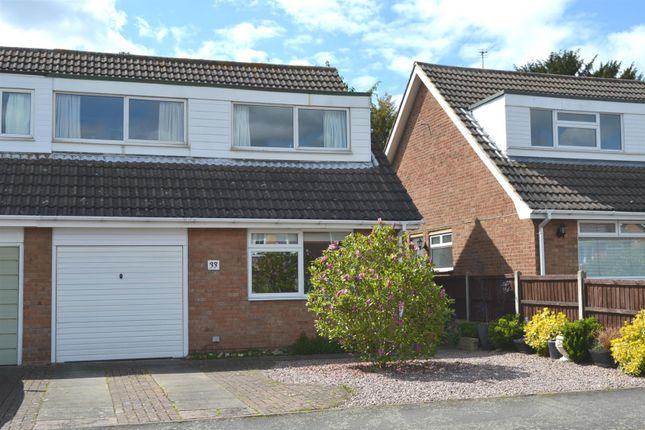 Thumbnail Semi-detached house for sale in Swallow Walk, Hathern, Loughborough
