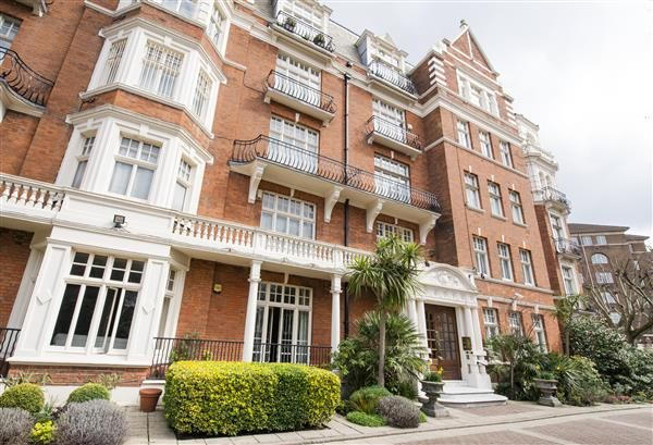 Thumbnail Flat to rent in Vale Court, Maida Vale, London