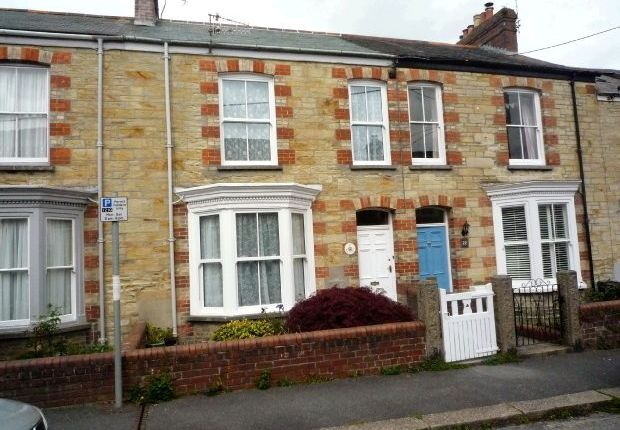 Thumbnail Terraced house to rent in The Crescent, Truro