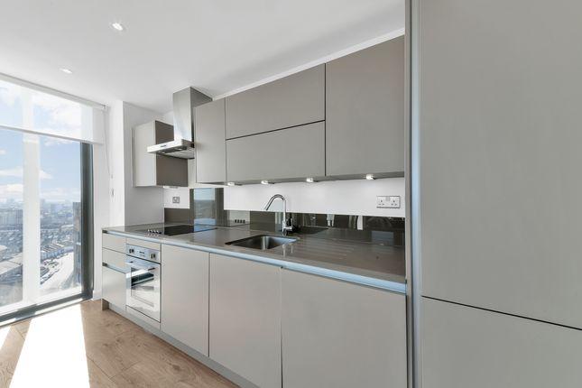 Kitchen of Stratosphere Tower, Stratford, London E15