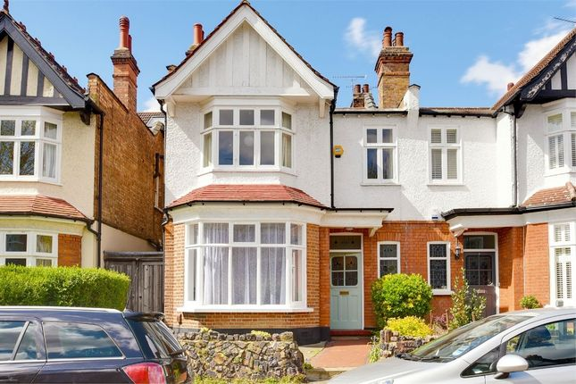 Thumbnail Terraced house for sale in Midhurst Avenue, Fortis Green, London
