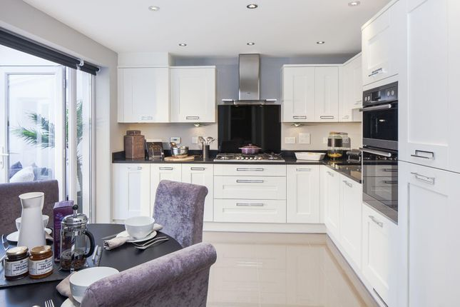 """Thumbnail Detached house for sale in """"Layton"""" at Locksbridge Road, Picket Piece, Andover"""