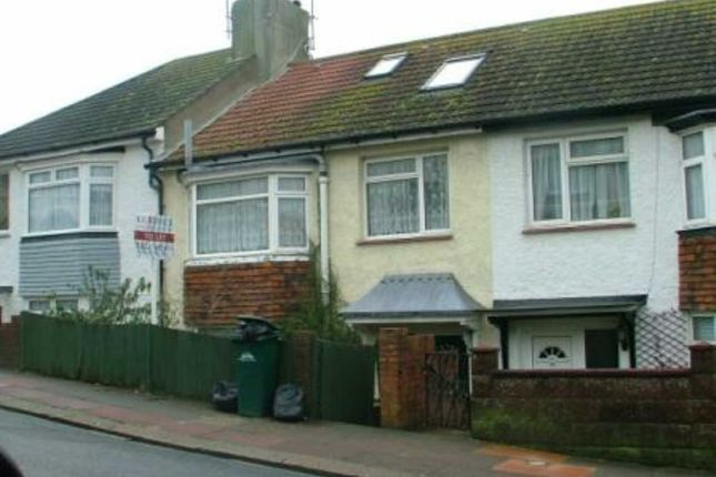 Thumbnail Terraced house to rent in Carlyle Avenue, Brighton