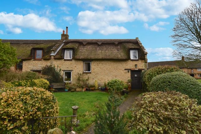 Thumbnail Terraced house for sale in Church Lane, North Perrott