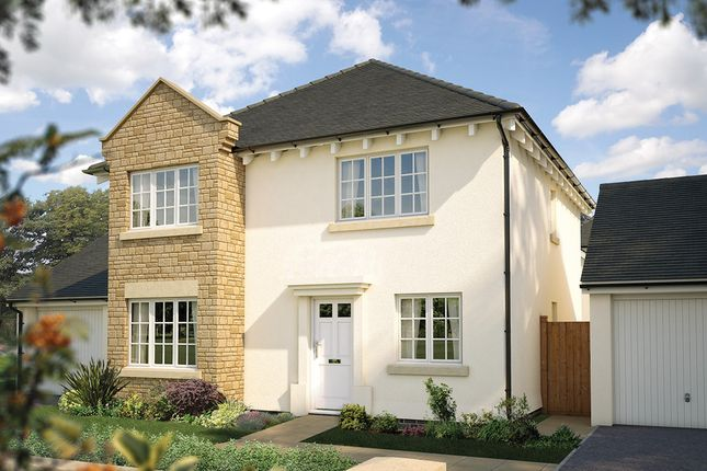 "Thumbnail Detached house for sale in ""The Canterbury"" at The Green, Chilpark, Fremington, Barnstaple"